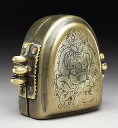 Miscellaneous: Amulet Box