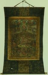 Hayagriva (Buddhist Deity): Red (1 face, 2 hands)