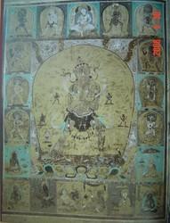 Chakrasamvara (Buddhist Deity): Heruka