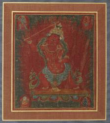 Takkiraja (Buddhist Deity): (Solitary)