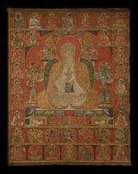 Teacher (Lama): (unidentified, male, lay)
