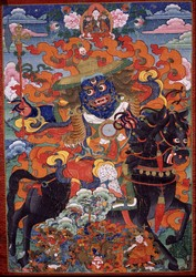Worldly Protector (Buddhist): Shingjachen, Nujin