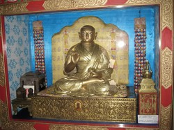 Teacher (Lama): Yeshe Dorje (Zanabazar)