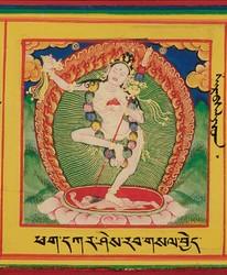 Vajrayogini (Buddhist Deity): Vajravarahi, White (Shakyashri)