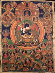 Padmasambhava: 8 Forms: Orgyen Dorje Chang
