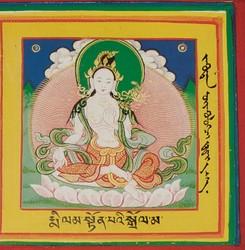 Tara (Buddhist Deity): White
