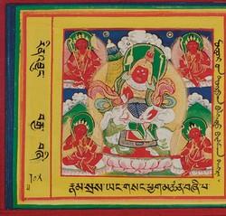 Vaishravana (Buddhist Protector)