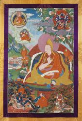 Teacher (Lama): Dalai Lama II, Gendun Gyatso