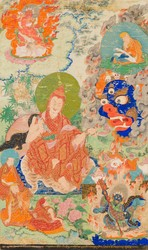 Teacher (Lama): Dorje Pal