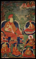 Teacher (Lama): Sengge