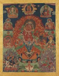 Padmasambhava: Guru Dragpur (meditational form)