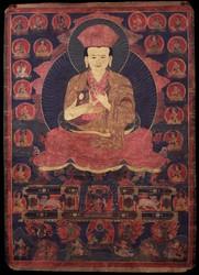 Teacher (Lama): Namka Dorje