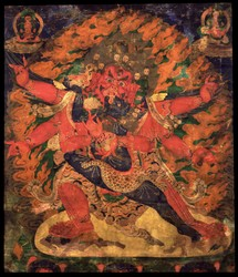 Hayagriva (Buddhist Deity): Heruka (Eight Pronouncements)