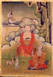 Indian Teacher: Gunaprabha