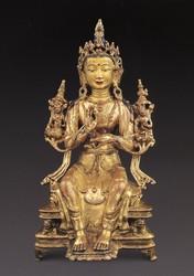 Maitreya (Bodhisattva & Buddhist Deity)