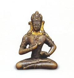 Vajrapani (Bodhisattva & Buddhist Deity): Bodhisattva
