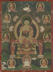 Buddha: (unidentified)