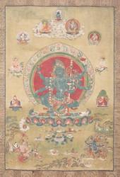 Tara (Buddhist Deity): (Samaya Yogini)