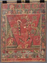 Vajrayogini (Buddhist Deity): Vajravarahi, 5 Deity