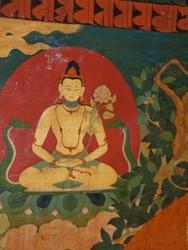 Avalokiteshvara (Bodhisattva & Buddhist Deity): Nilakanta (Blue Throat)