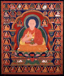 Teacher (Lama): Sangye Sengge