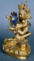 Chakrasamvara (Buddhist Deity): White (Umapa Tradition)