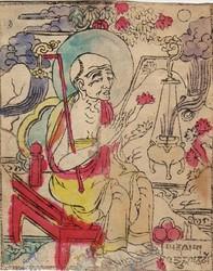 Arhat/Sthavira (Buddhist Elder): 16 Elders: Angaja