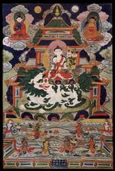 Avalokiteshvara (Bodhisattva & Buddhist Deity): Simhanada (Lion's Roar)