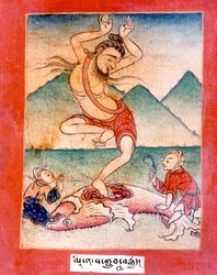 Indian Adept (siddha): Minapa