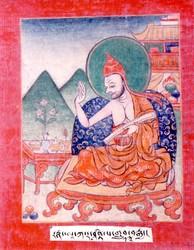 Indian Adept (siddha): Shantipa