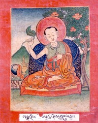 Indian Adept (siddha): Karnaripa (Aryadeva)