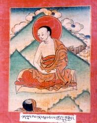 Indian Adept (siddha): Kambala (Lavapa)