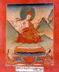 Indian Adept (siddha): Bhusuku
