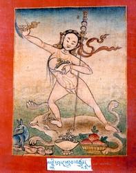Indian Adept (siddha): Lakshminkara