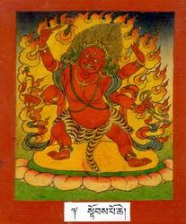 Mahabala (Buddhist Deity)