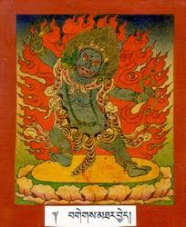 Vighnantaka (Buddhist Deity)