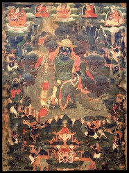 Worldly Protector (Buddhist): Dorje Legpa