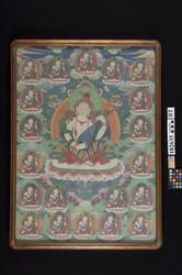 Sarasvati (Indian Goddess & Buddhist Deity)