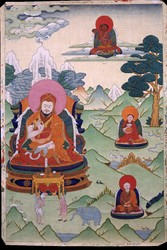Teacher (Lama): Thartse Namka Chime