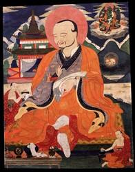 Arhat/Sthavira (Buddhist Elder): 16 Elders: Gopaka