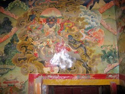 Worldly Protector (Buddhist): Shingjachen, Nujin
