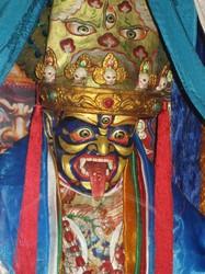 Shri Devi (Buddhist Protector)