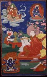 Teacher (Lama): Kedrub Geleg Pal Zangpo