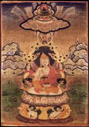 Padmasambhava: (Pandita Form)