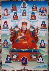Teacher (Lama): Dilgo Khyentse Rinpoche