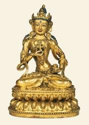 Vajravidarana (Buddhist Deity)