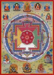 Mahamaya (Buddhist Deity)