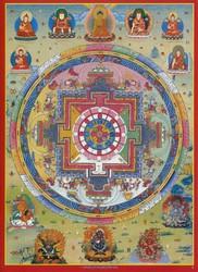 Chakrasamvara (Buddhist Deity): (Luipa Tradition)