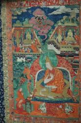 Teacher (Lama): Panchen Lama 3, Lobzang Palden Yeshe