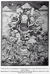 Worldly Protector (Buddhist): Tsangpa Karpo